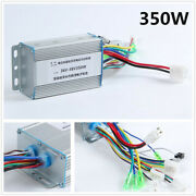 Dc 36v/48v 350w E-bike Scooter Brushless Motor Electric Bicycle Controller Kits