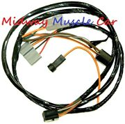 A/c Air Conditioning Wiring Harness 62 63 64 65 Pontiac Gto Lemans Tempest