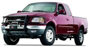 Warn Industries Black Grille Guard For Ford F-150 / F-250 39680