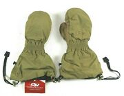 Outdoor Research Or Md Coyote Brown Military Cold Weather Firebrand Mitts Gloves