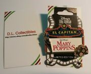 Dsf Dssh El Capitan Le 300 Mary Poppins Marquee Pin