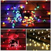 100200 Leds Battery Operated Berry Lights Xmas Christmas With Memory And Timer