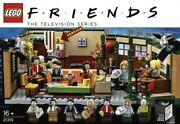 Lego Friends Central Perk Ideas Set 21319 In Hand Brand New Sold Out Everywhere