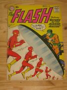 Flash 109 1959 1st Series Silver Age Dc Second Appearance Of Mirror Master