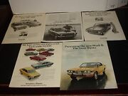 Toyota 250 Pages Of 5 Decades National Geographic Vintage Original Print Ads