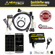 Healtech Quickshifter Bluetooth Adjustable For Yamaha Tw200 All Years