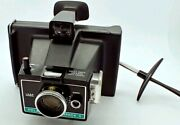 Vintage Polaroid Instant Camera Colorpack Ii In Great Working Order