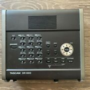 Tascam Dr-680 Digital Recorder Beautiful Condition - Only Used Once