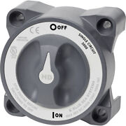Blue Sea Systems 3000 Hd-series Battery Switch Single Circuit On/off