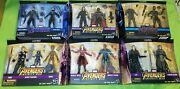Marvel Legends Lot 2 Pack Scarlet Witch Vision Thor Winter Soldier Falcon Loki +