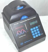 Mj Research Ptc-100 Pcr Peltier Thermal Cycler 96-well, Warranty