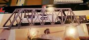 Lionel 6-12772 Truss Bridge With Flasher And Piers O/o27 Scale