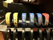 Disney Cruise Line Magicbands Complete Set Magic Band