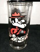 Dudley Do-right Pepsi Glass 5 Inch