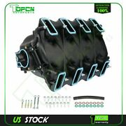 Engine Intake Manifold For 99-07 Gmc Sierra Buick Cadillac Chevy Hummer