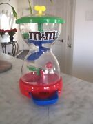 Mandmand039s Candy Dispenser Hour Glass Shaped W/see Saw And Character Base Toy By Mars