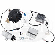 Jaguar Xke Series 3 Ignition Conversion Kit Opus To Lucas Ab14 Fuel Injection