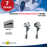 Oceansouth Vented Outboard Motor Cover For Honda 1 Cyl 57cc