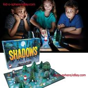 Shadows In The Forest Board Game Play In The Dark Sleep Overs/family Thinkfun