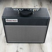 Friedman Amplification Dirty Shirley Guitar Amp Combo 1x12and039and039 Creamback 40w