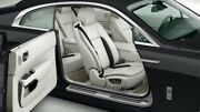 Rolls Royce Wraith - Original Rolls Royce Seat Cover In Leather