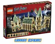 Lego Harry Potter - Hogwarts Castle 4th Edition - 4842 New Misb Free Post