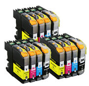 Printer Ink Tanks For Brother Lc203xl Lc201 Mfc-j4420dw Mfc-j880dw Mfc-j885dw