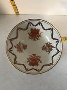 Vintage Esco Handpainted 8andrdquo Dia Serving Bowl From Japan