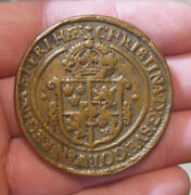 Sweden - 1647 Hige Copper Ore - Nice Coin