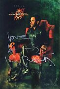 Lenny Kravitz Signed Autograph 12x18 Photo Poster Hunger Games W/exact Proof