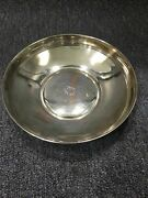And Co Circa 1907-1947 Sterling Bowl