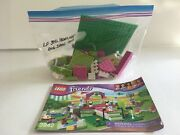 Lego Friends 3942 Heartlake Dog Show Complete With Instructions, No Box