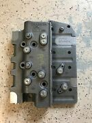 New Dana Spicer Off Highway Electric Control Valve Group Housing Cover 244051