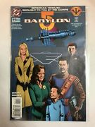 Babylon 5 Psi Corps Special Issue Dc Comic Book December 1995 Issue 11