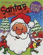 Santa's Song A Happy Snappy Pop-up Book Minature