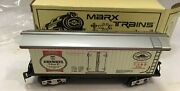 Marx Trains 7385-8 Drewrys Beer Car New In Box Free Shipping