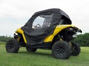 Soft Doors And Rear Panel W/ Clear Lexan Windshield Can-am Maverick New