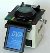 New Single Fiber Fusion Splicer With Cleaver Dvp-730 Optical Cable Tool Kit Yr