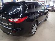 13 Infiniti Jx35 Right Quarter Panel Bare Metal Body Cut See Notes