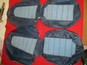 New Original Grumman Made Aa-1 Seat Set Stored In Boxes Since 70andrsquos Fits Aa-1b C