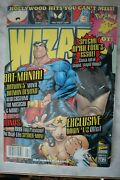 Wizard May 1999 Magazine Superman Batmania Special April Fools Issue Sealed New