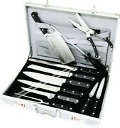 Berghoff 1312026 Professional Cutlery Set 12 Piece Forged Knives