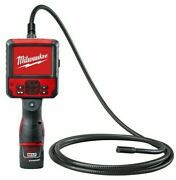 Milwaukee Inspection Camera M12icav390c 12v 86mm Wireless Lcd Display Skin Only