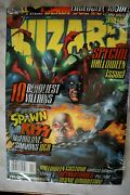 Wizard Cover 1 Of 3 November 1998 Comics Magazine Special Halloween Issue New