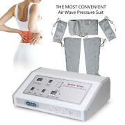 Air Wave Far Infrared Presstherapy Slimming Shape Detox Blanket Machine Suit Spa
