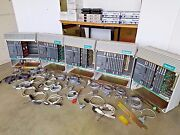 Nortel Business Phone System With 145 Phones Handsets 5 Pbx Cabinets And More