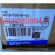 1pc New Omron Ns15-tx01b-v2 Touch Screen One Year Warranty Free Shipping