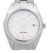 Grand Seiko Quartz Stainless Steel Women's Casual Watch 4j52-0ab0 Used