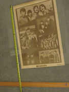 Rare Beatles Bandw Limited Edition Posters Vintage Rarity Early Years Music 25x18