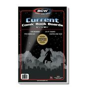 200 Bcw Current Modern Comic Bags And 200 Boards